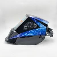 Big screen Solar Auto darkening TIG MIG MAG MMA welding helmets/face mask/Electric welding mask/welder cap