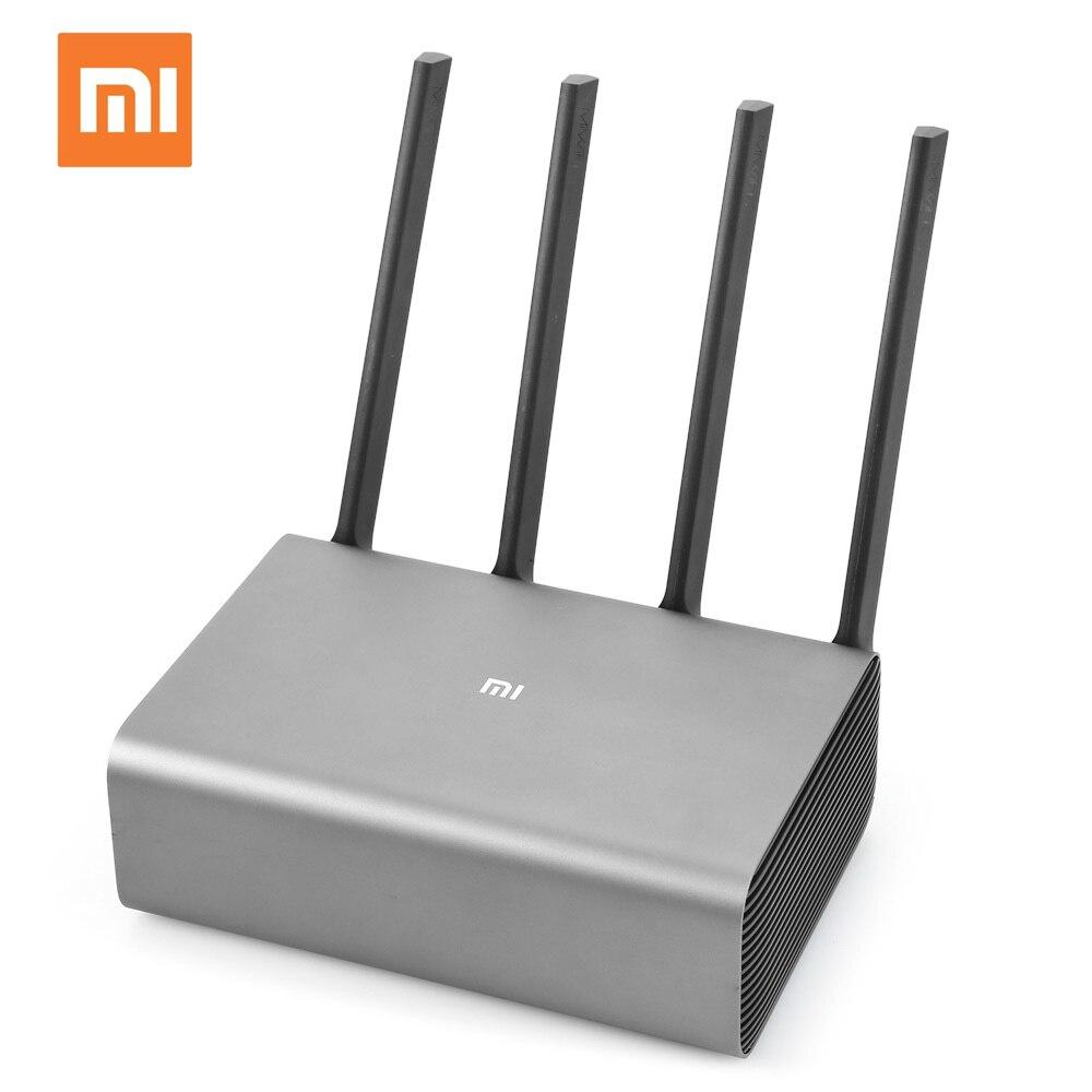 Xiao mi routeur Pro R3P 2.4GHz 5.0GHz Wi-fi Wi-fi Wifi intelligent sans fil routeur Wifi 4 antenne double bande 2600Mbps Wifi dispositif réseau