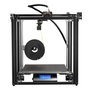 Image 3 - CREALITY 3D Ender 5Plus Printer Dual Z Axis brand power Large Printing Size With BL Touch Levelling Resume Print Filament Sensor