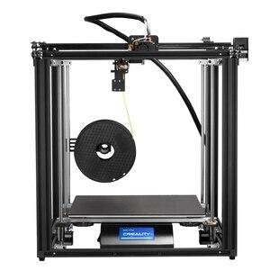 Image 3 - Creality 3D Ender 5Plusプリンタデュアルz軸ブランド電源大型印刷サイズとblタッチレベリング再開プリントフィラメントセンサー