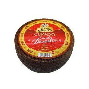 Fromage Manchego Curado Garcia Baquero 880 Grs