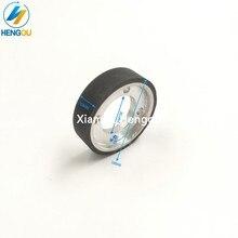 10 peças de alta qualidade f4.614.555 cd74 xl105 offset máquina impressão fricção roda tamanho 38x19x10mm