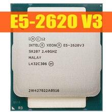 Xeon E5-2620 v3 Six-Core Processor 2.4GHz 8GT/s 85W LGA 2011-3 CPU CPU 100% normal work