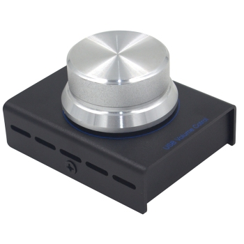 Usb Volume Control, Lossless Pc Computer Speaker o Volume Controller Knob, Adjuster Digital Control With One Key Mute Functi on AliWatcher