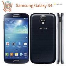 Samsung galaxy s4 i9500 i9505 remodelação desbloqueado samsung galaxy s4 i9500 i9505 telefone móvel 3g & 4g 5.0 phone phone 2gb ram 16gb rom telefone