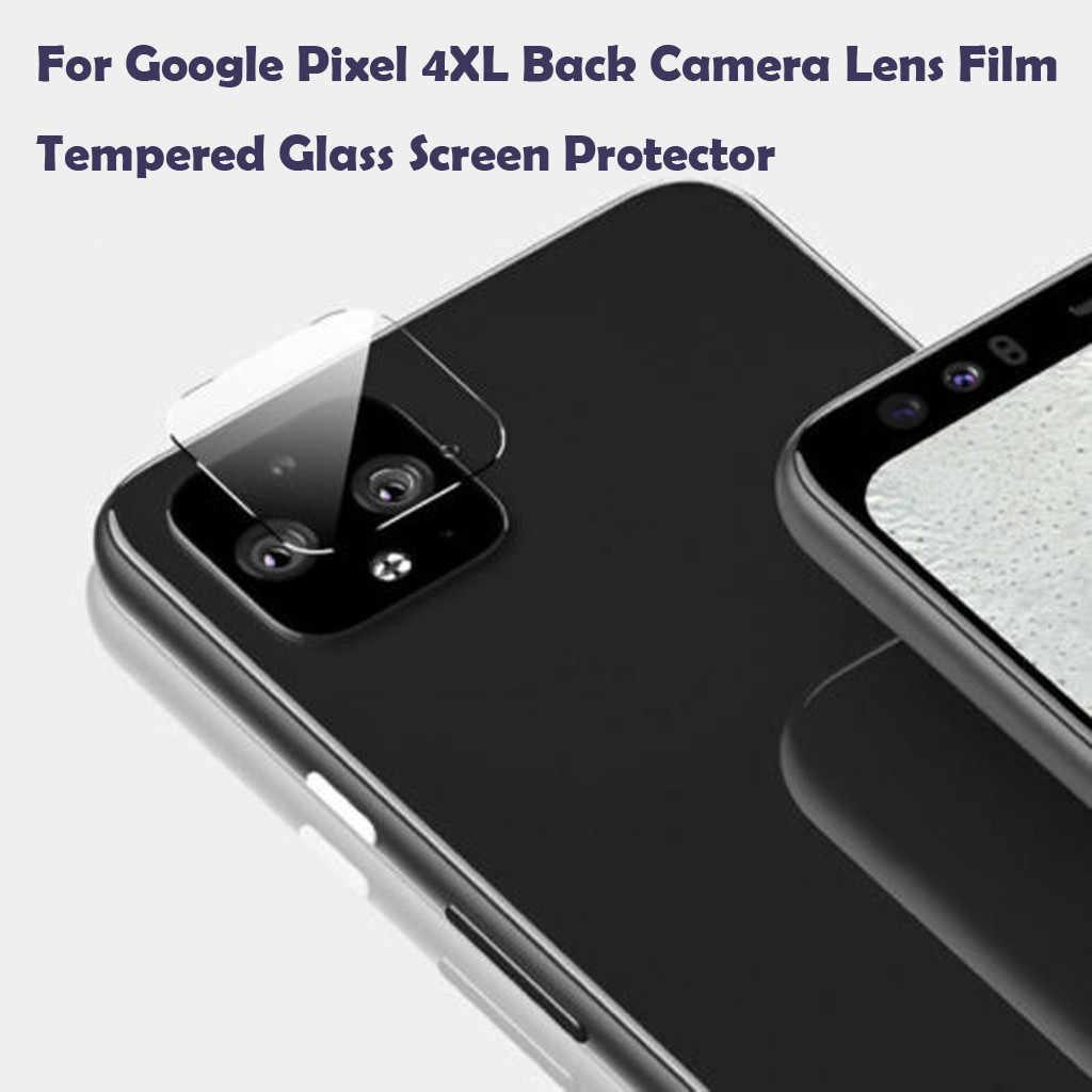 2x Google の Pixe 4XL リア/バックカメラレンズフィルム強化ガラススクリーンプロテクター 9 9h 硬度耐スクラッチ、防水