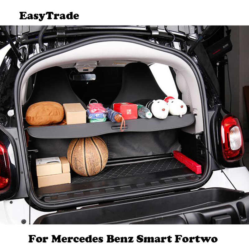 Car Trunk Cargo Cover Luggage Security
