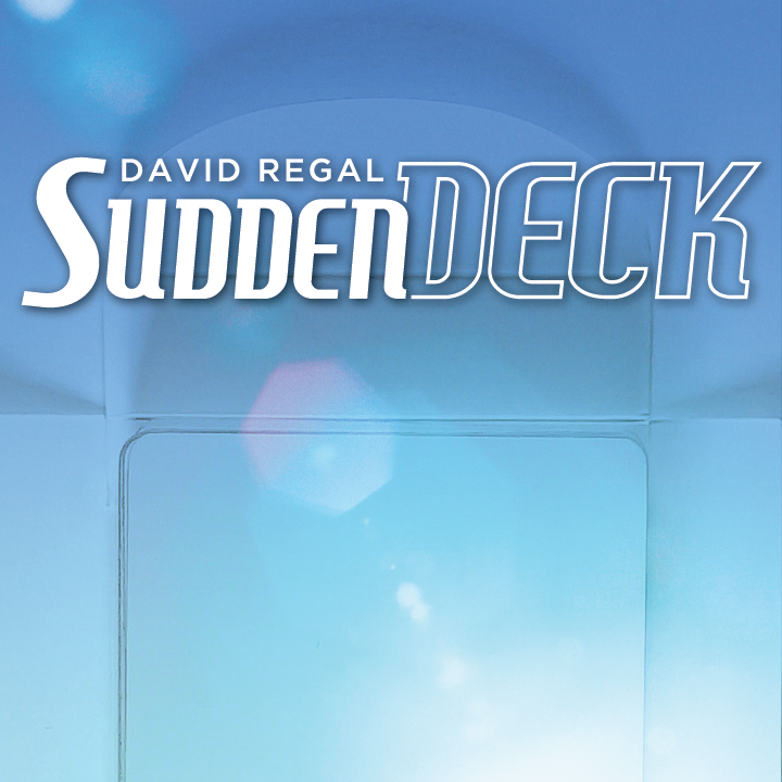 Sudden Deck 3.0 By David Regal-Magic Trick