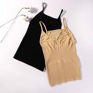 New Vest body shaping body memory sling Shapers Ms body corset top abdomen corset vest Women's Intimates waist trainer shaper(China)