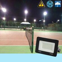 Путь lamp10W 20W 30W 50W 100W Светодиодный прожектор светильник 110 V/220 V заливающее светильник Точечный светильник IP68 Водонепроницаемый уличный садовый светильник по выгодной цене
