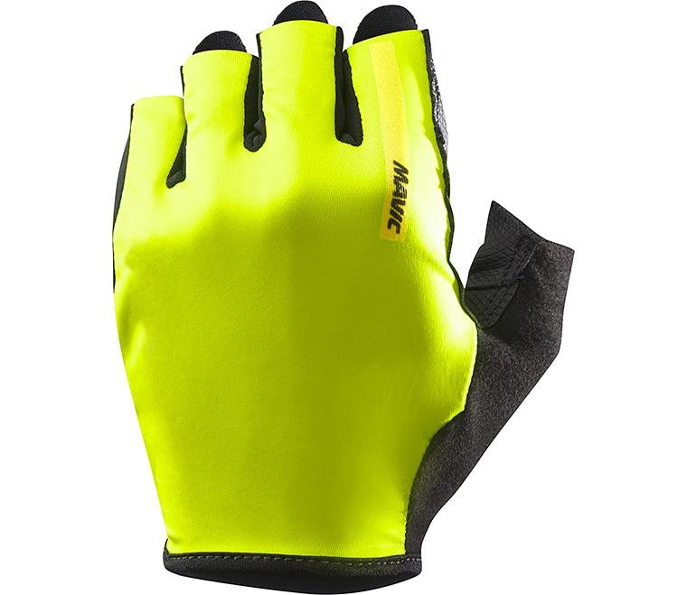 2020 NEWEST MAVIC CYCLING GLOVES Cosmic Performance Cycling Gloves Road Racing Gloves High Vis Pink And Black Half Finger