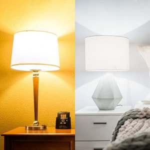 Image 2 - BlitzWolf חכם Wifi LED הנורה מנורות 3000K + RGB APP מרחוק בקרת קול שליטה אלחוטי LED אור הנורה עבודה עם Google בית