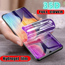 35D Hydrogel Film For Samsung Galaxy S8 S8plus S9 S9plus S10 S10plus screen protector samsung Note8 Note9 Note10 M10 M20 M30