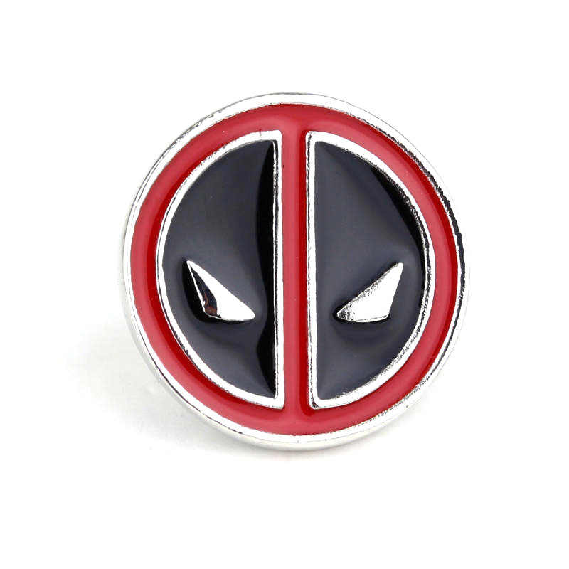 Avengers Endgame Pins Superman Thor Iron Man Captain America Iron Fist Deadpool Thanos Batman Broches Voor Mannen Vrouw Gift