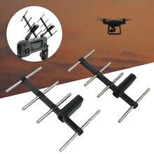 Yagi antena amplificador de sinal impulsionador para dji mavic mini/mavic 2 pro/zoom/pro/dji faísca/dji controle remoto extensor gama