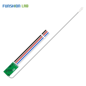 Image 4 - FUNSHION Universal Wireless 433 Mhz DC 3.6V 24V Remote Control Switch 433Mhz 1 CH RF Relay Receiver LED Light Controller DIY Kit