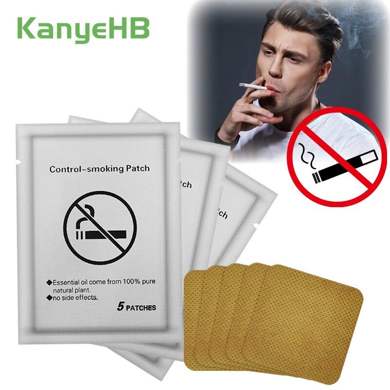 15 шт./3 пакета (ов) курить патч курить наклейки анти курение штукатурка натуральный ингредиент без побочных эффектов Управление дыма желания
