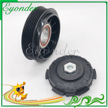 A/C Air Conditoning Compressor Magnetic Electromagnetic Clutch PV6 for Lexus NX SERIES Nx200t 8831078011 8831078010 88460-78010 image