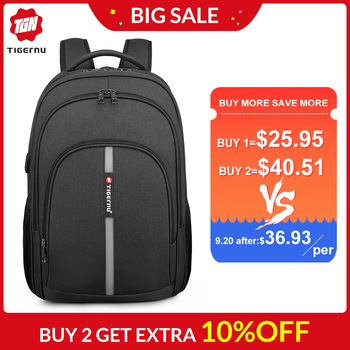 2019 New Large Capacity 15.6 inch Anti Theft Backpack Waterproof Laptop Men High Quality Business Travel Backpacks Male Casual