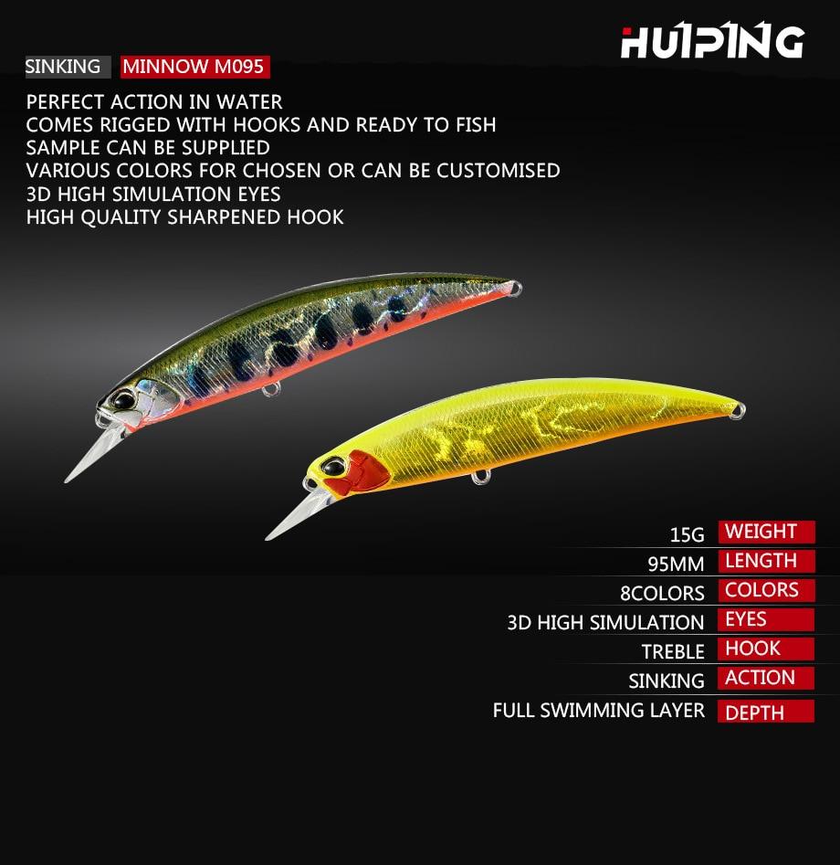Купить глубокий дайвинг опускается на дно воблер минноу для рыбалки