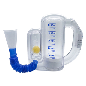Three-ball Breathing Trainer/Deep Breathing Lung Exerciser
