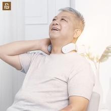 Massageador cervical g2 quiropractic pescoço protetor multifuncional compressão quente fisioterapia elétrica