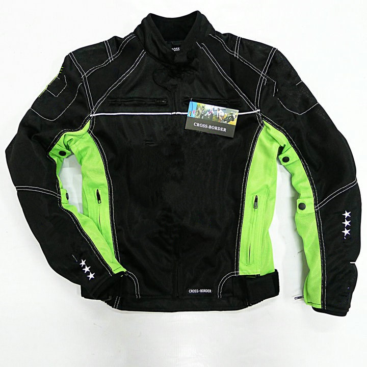 Motorcycle Clothing Locomotive Racing Suits Shatter-resistant Warm Clothing-125 Commoner