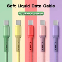 Usb Type C Cable Fast Charging Type C Data Cord Wire Charger Cable Usb C For Samsung Xiaomi Redmi Huawei