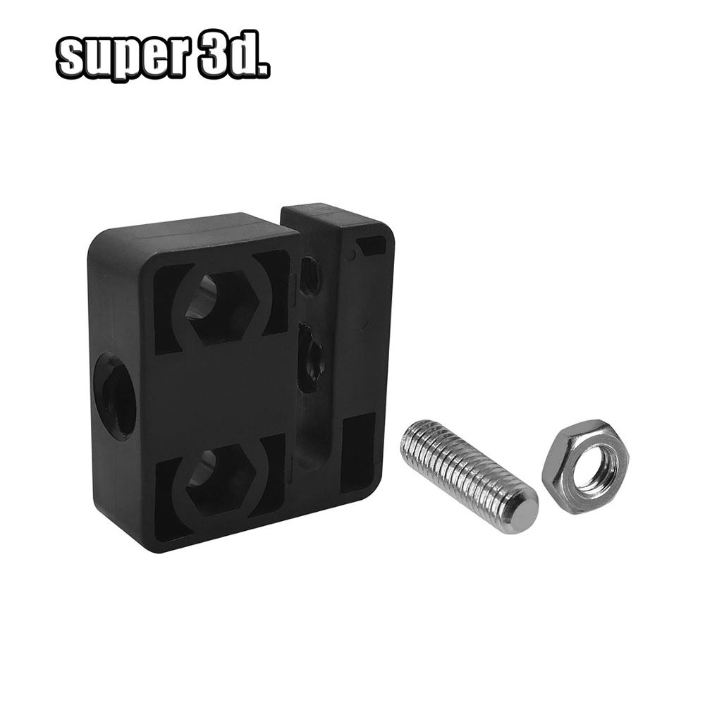 Openbuilds T8 Screw POM Nut Conversion Seat Nut Block For Pitch 2mm Lead 2/4/8mm Trapezoidal Screw 3D Printer
