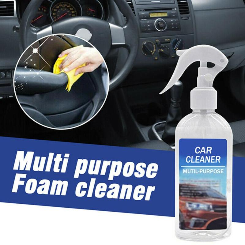 100ML New Multi - Functional Foam Cleaner All - Purpose Water Cleaner Car Interior Cleaning Agent