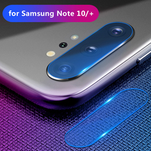 Note 10 Back Camera Lens HD Tempered Glass Screen Protective Protector Film For Samsung Galaxy Plus lens glass film
