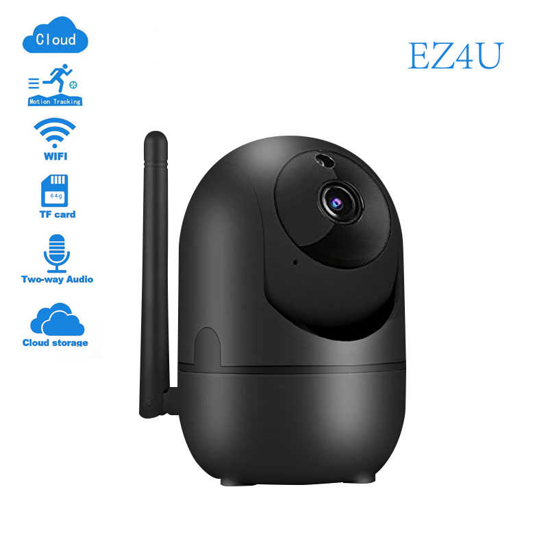 Auto Track 1080P Ip Camera P2P Nas Rtsp Onvif Surveillance Security Monitor Wifi Draadloze Mini Cctv Indoor Camera YCC365