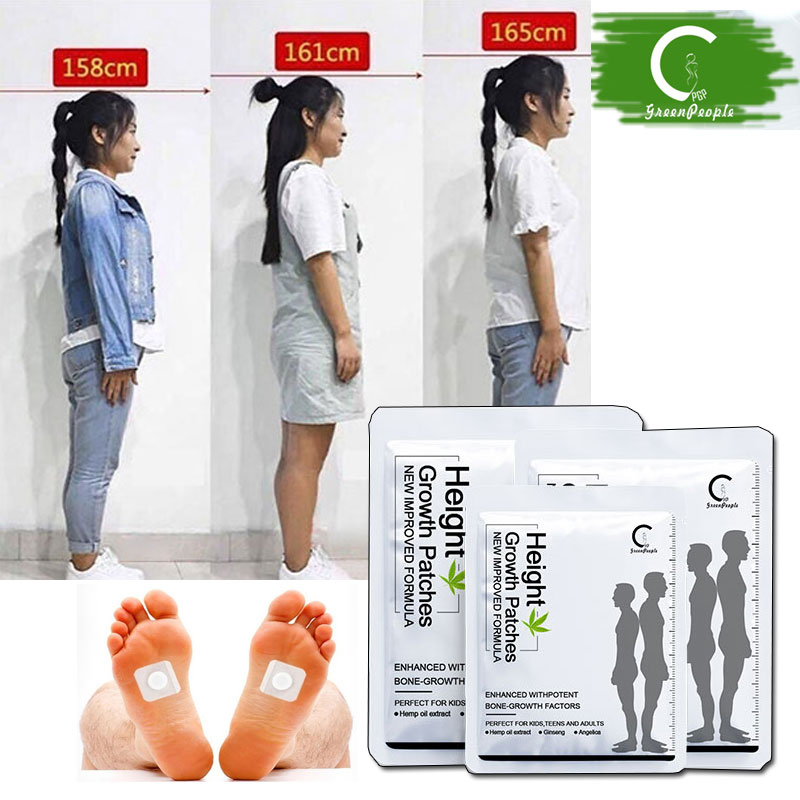 GPGP Body Height Enhancer Patch  1