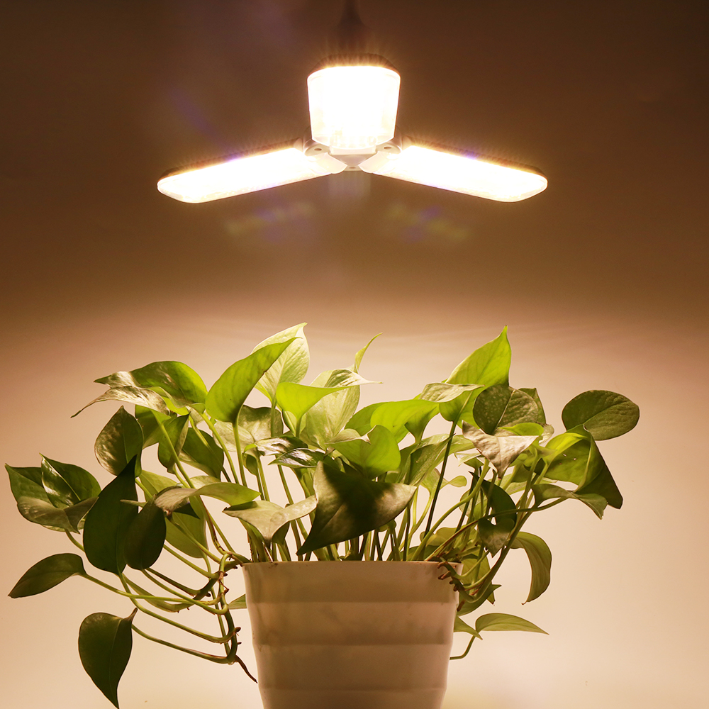 E27 LED Grow Light 150W Full Spectrum For Greenhouse Indoor Plant And Flower High Yield Plant Growth Lamp Adjustable Shape