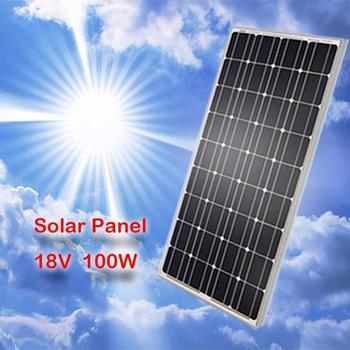 Gorący sprzedawanie wodoodporny 1 sztuk 2 sztuk 3 sztuk 4 sztuk 100w elastyczny panel słoneczny 100W tanie i dobre opinie ALLPOWERS CN (pochodzenie) Ogniwa słoneczne 1050MM*540MM*2 5MM BPS 32-100 Monokryształów krzemu solar panel 100W solar panel 18V