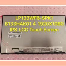 Laptop LP133WF6 Displays-Screen B133HAK01.4 1920--1080 Fit Lcd K1 Led Led