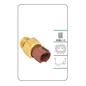 Охлаждающая жидкость вентилятор радиатора термо сенсор переключатель для suzuki BURGMAN400 BURGMAN250 BURGMAN 250 400 an250 an400 dl650 v-strom sv650