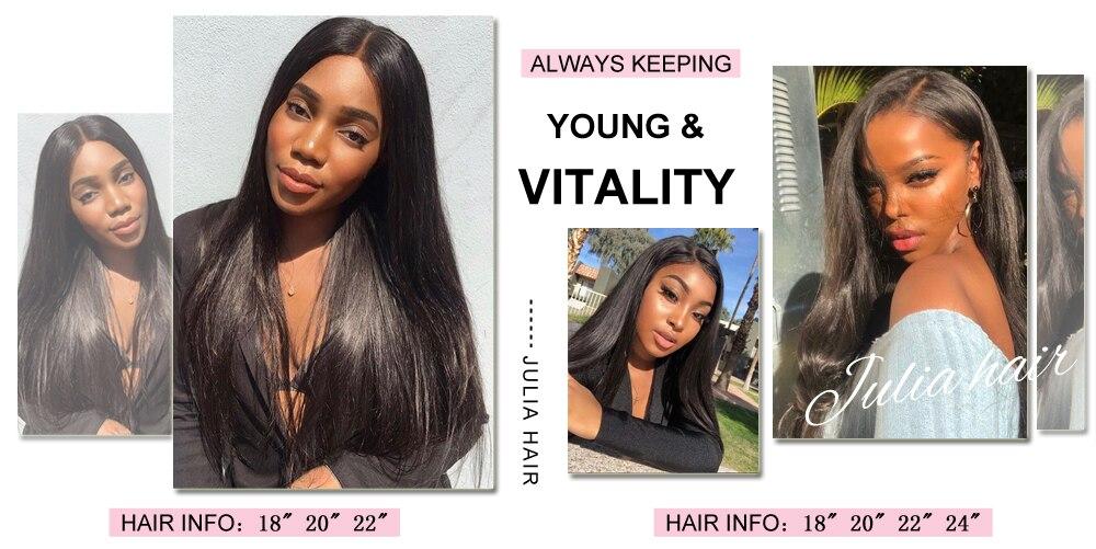 ST 1 3 4 hair bundles