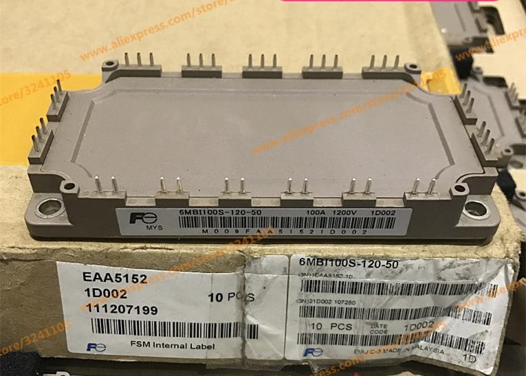Free Shipping NEW  6MBI100S-060-50  6MBI75S-060-50 MODULE