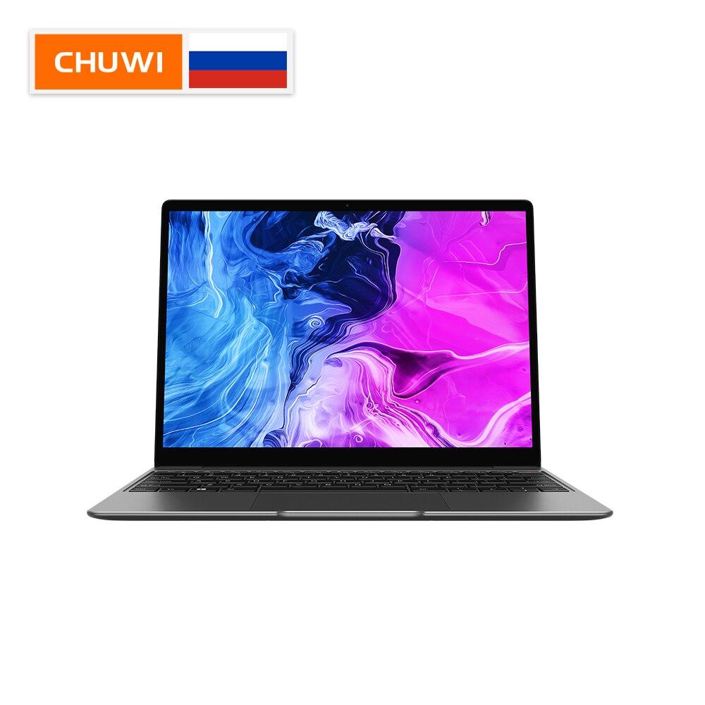 CHUWI original GemiBook 13inch 2K IPS Screen Laptop Intel Celeron J4115 Quad core 12GB RAM 256GB SSD Windows10 Backlit keyboard