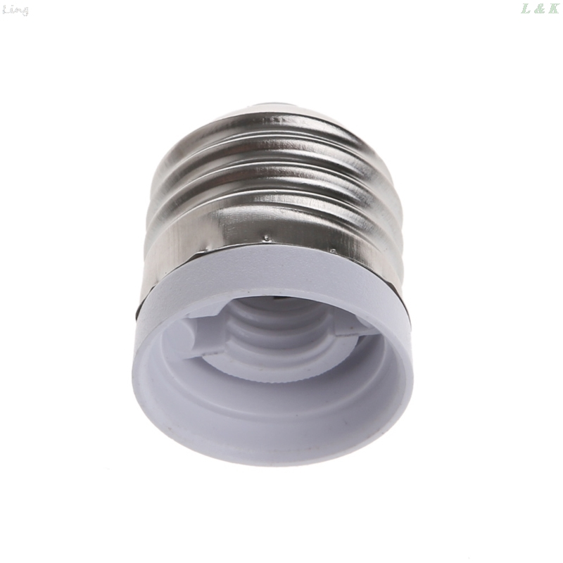 E27 To E17 Socket Base LED Halogen CFL Light Bulb Lamp Adapter Converter Holder