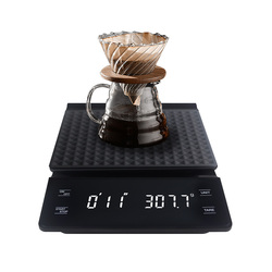 LCD Display Kitchen Scales Electronic Scale 3KG/0.1g Weighing Balance For Jewelry Coffee Scale High Accuracy Measuring Tools