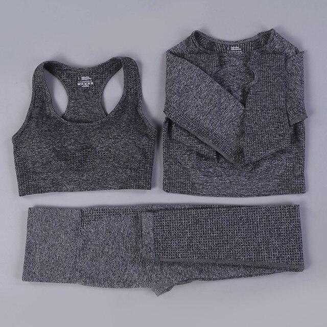 Dark Grey 3 pcs
