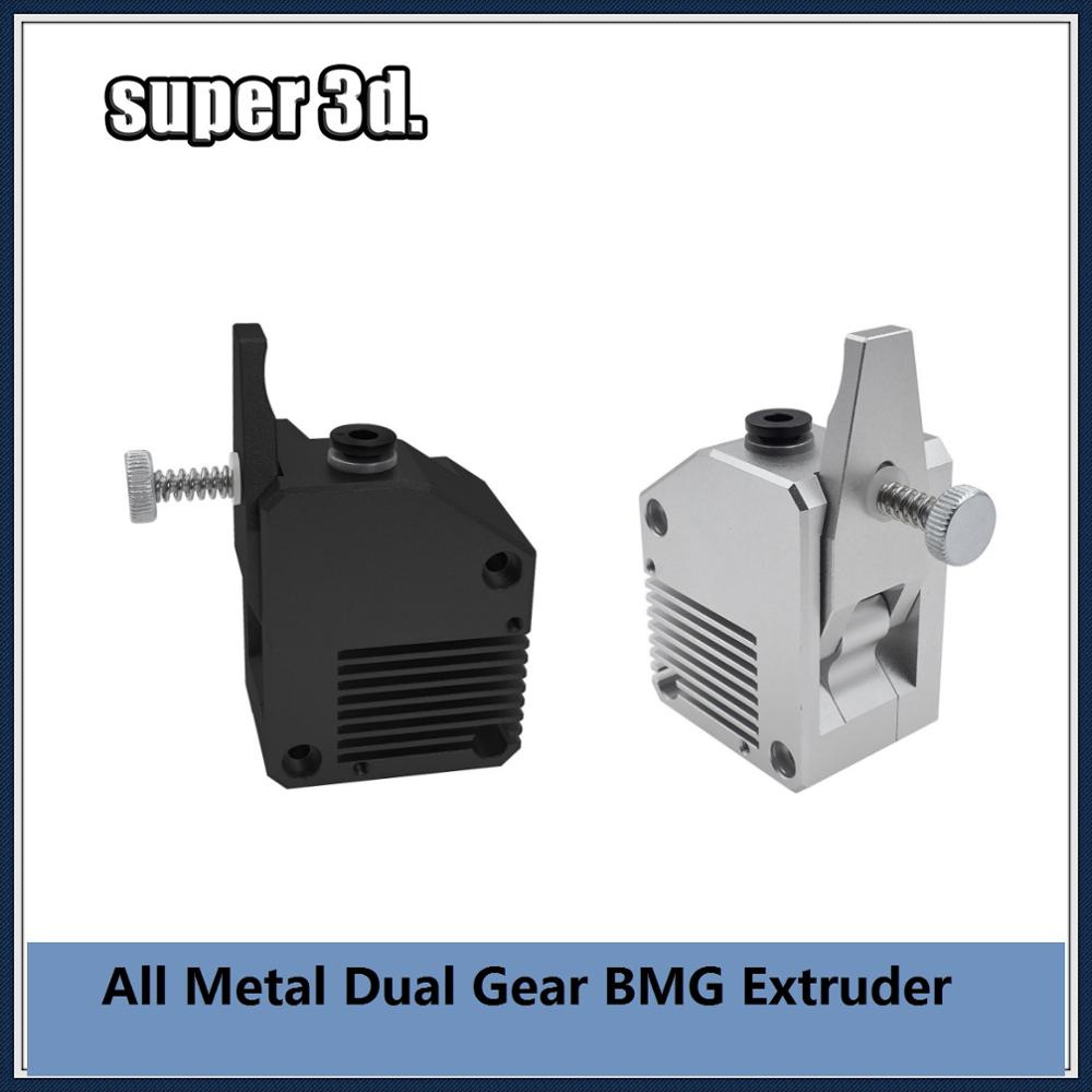 All Metal Dual Gear BMG Extruder Right/ Left Bowden Extrusor For Mk8 CR10 Ender 3/5 Pro Anet A8 E10 Anycubic I3 Meega 3d Printer