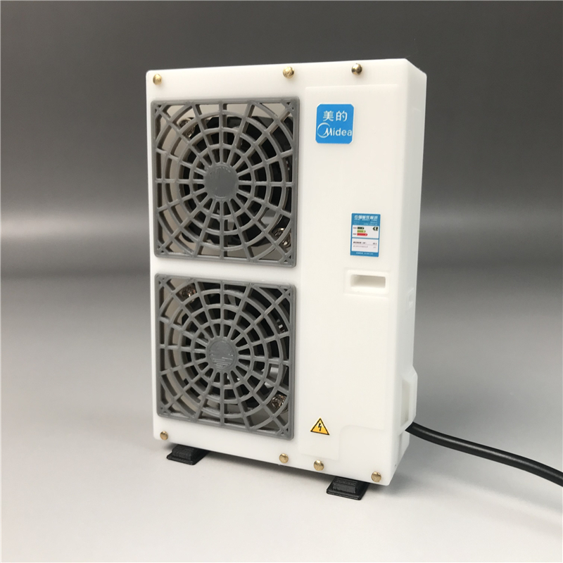 Air Conditioner Model Central Air Conditioning Model Air Conditioner Machine Model Air Conditioner Furnishings Sand Table Model