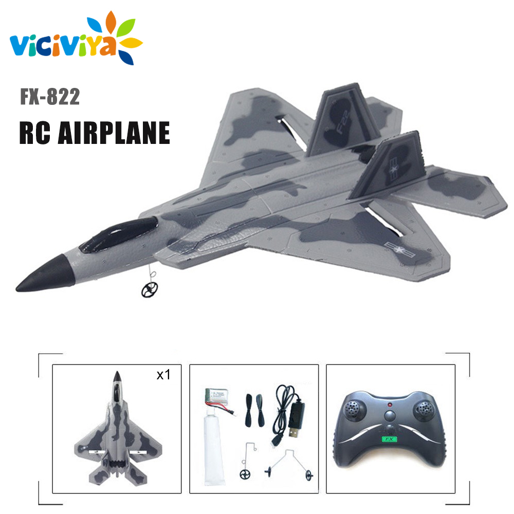 2019 nouveau RC FX-805 mouche ours planeur 2.4G 2CH RC avion avion à aile fixe jouets de plein air 1