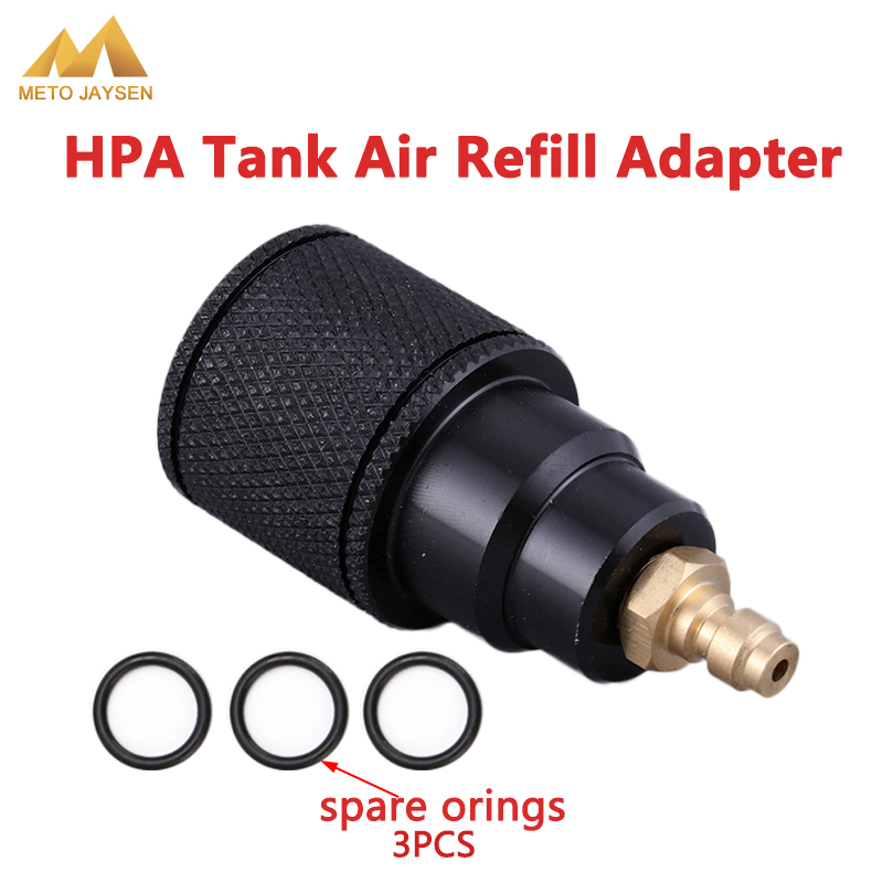 PCP Airforce Condor Refill Adapter Hand Pump High Pressure Valve 8mm Fill Nipple  40mpa Quick Disconnect 7/8-14UNF Female Thread