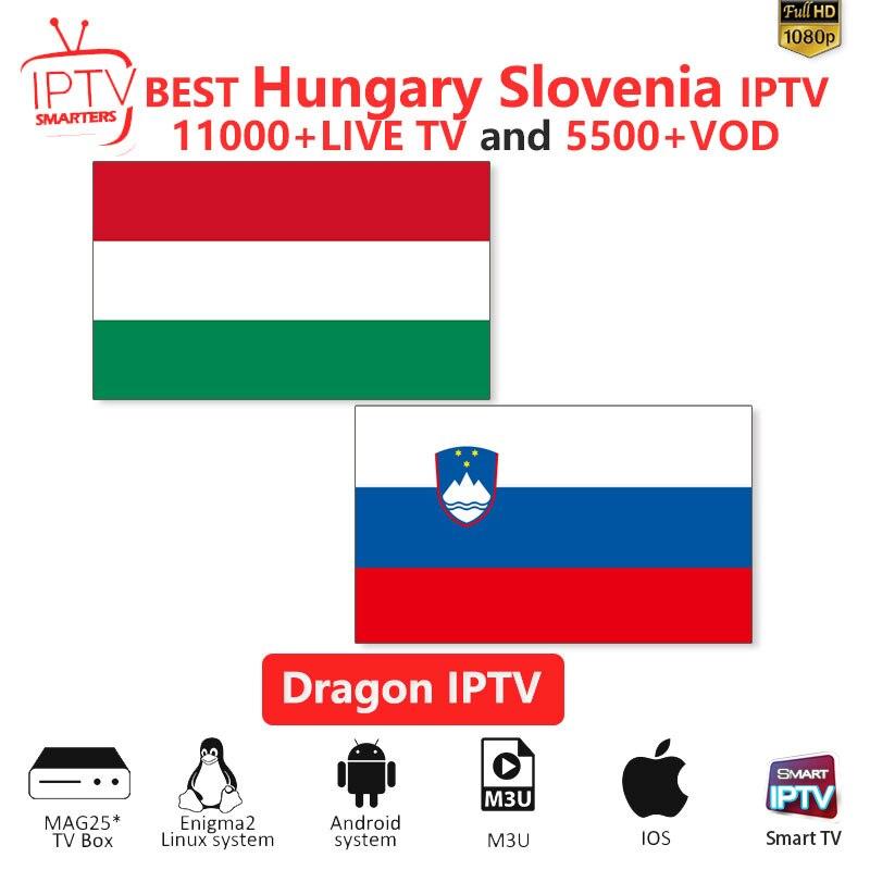 Hungary IPTV M3U IPTV 10000+Live Channels For M3u Mag Box Smart Tv  Slovenia Iptv M3U Code Sports Puzzle Entertainment Channel