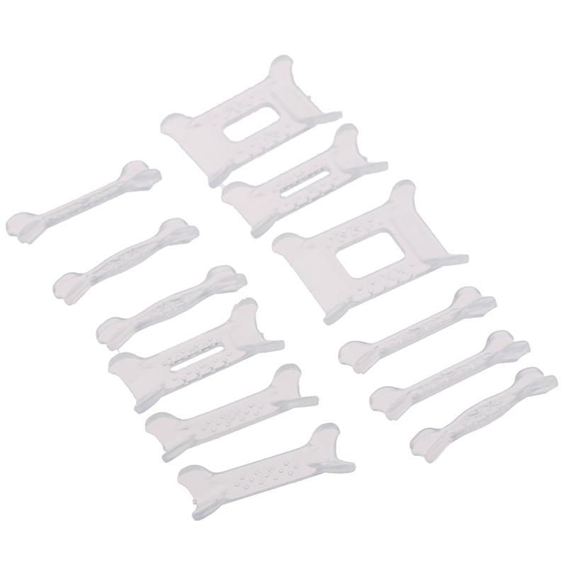 2019 New 12Pcs/Set Invisible Ring Size Adjuster For Loose Ring Size Reducer Spacer Ring Guard
