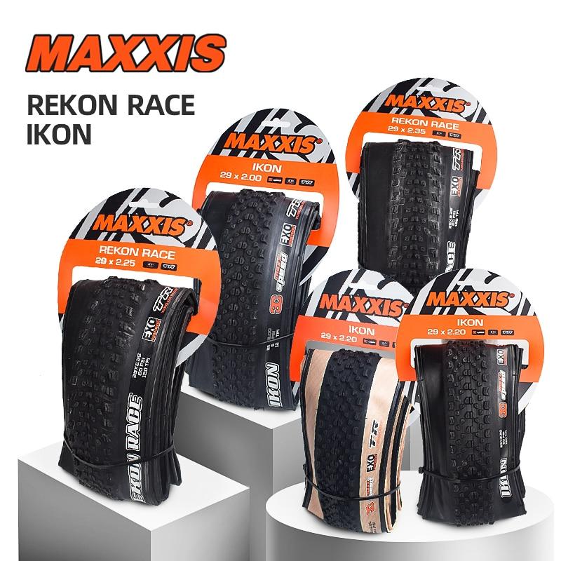 Шины MAXXIS 29 для горного велосипеда IKON 26*2,2 27,5*2,2 29*2,0 29*2,2/2,25/2,35 бескамерные шины 3C TR EXO 29er шины для горного велосипеда